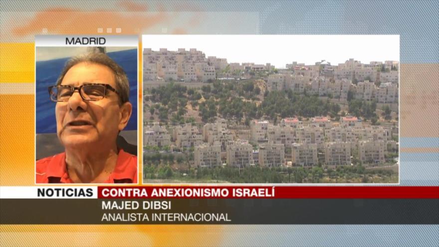 Dibsi: Medidas de Israel acabarán provocando la 3.ª guerra mundial