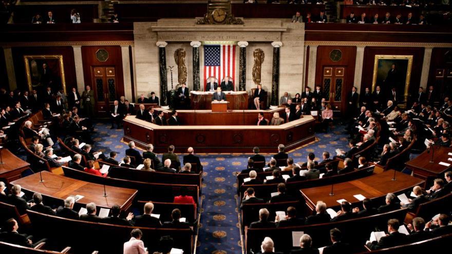 El Senado de Estados Unidos