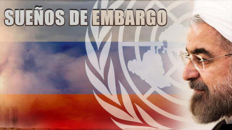 Detrás de la Razón: Presentan propuesta estadounidense en la ONU para extender embargo iraní