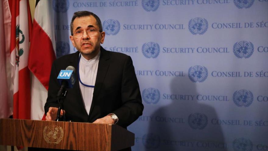 """Extender embargo de armas a Irán, un error devastador para CSNU"" | HISPANTV"