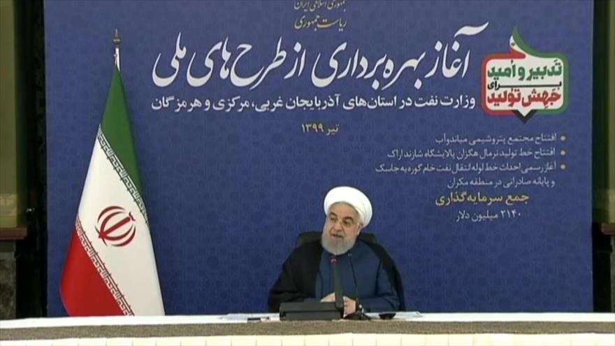 Irán: La Casa Blanca tiene la obsesión de sancionar