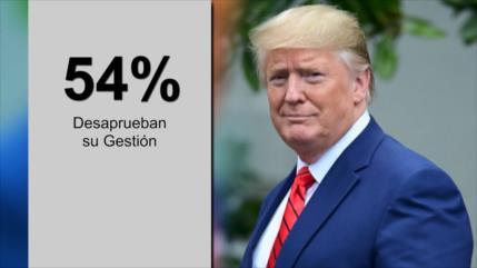La pandemia le cobra factura a Trump, tiene menos seguidores