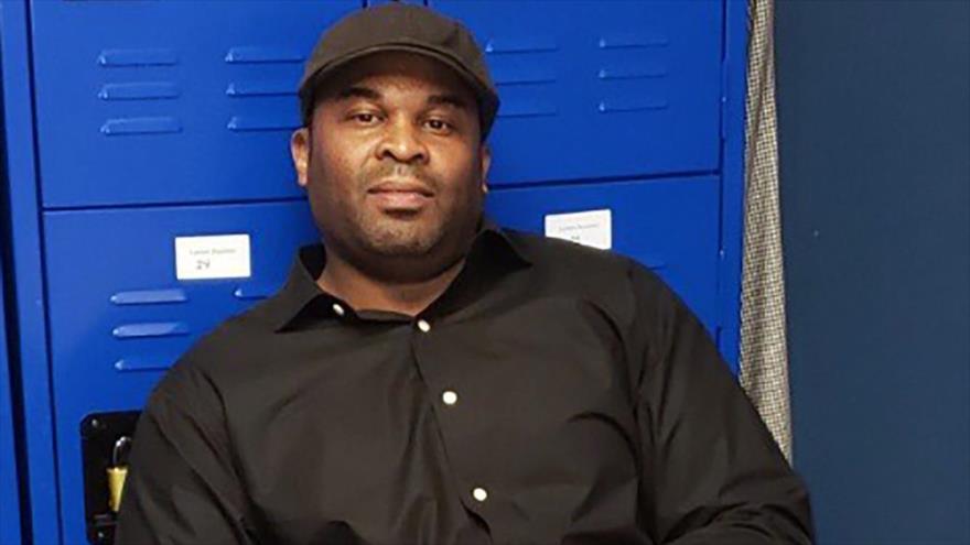 El afroamericano Samuel Brownridge, declarado inocente tras 25 años en prisión.