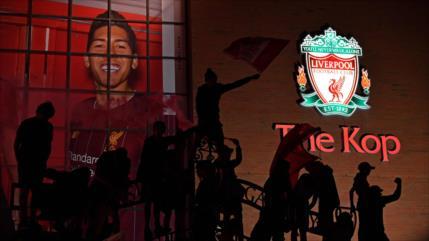 Tras 30 años, Liverpool se corona como campeón de liga británica