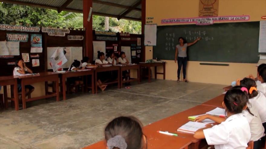 Se reanudan clases en zonas rurales de Perú desde el 1 de julio