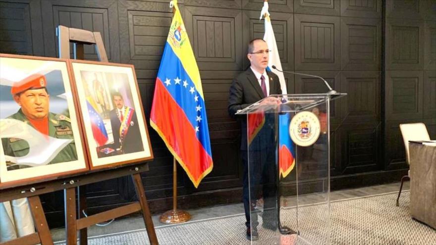 Venezuela denuncia a EEUU ante CPI por crímenes de lesa humanidad