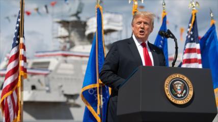 Trump señala que vivir en Chicago es peor que en Afganistán