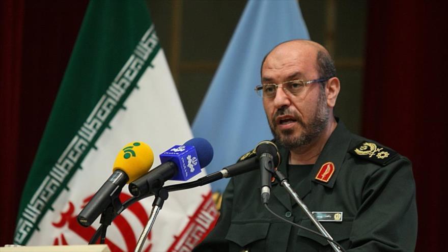 Irán responderá a cualquier provocación de EEUU en el Golfo Pérsico