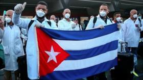 Cuba envía médicos a un territorio francés de ultramar por 1.ª vez