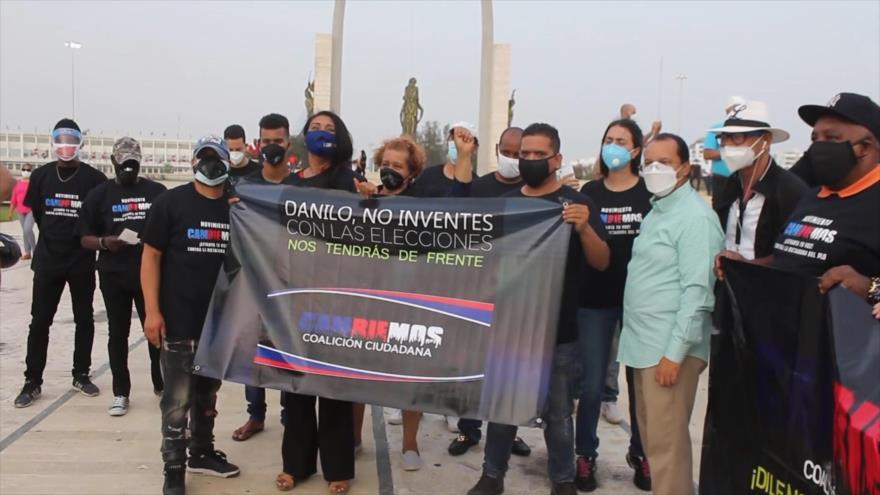 Dominicanos exigen transparencia en elecciones municipales