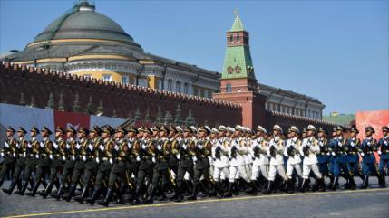 Informe: EEUU se queda atrás de China y Rusia en avances militares