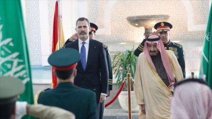 Oenegés exigen a España detener venta de armas a A. Saudí e Israel