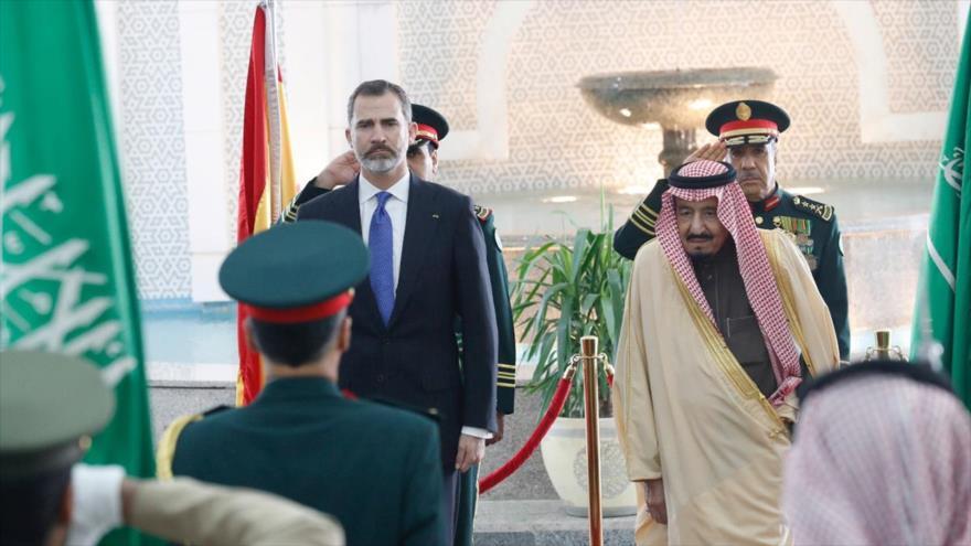 Oenegés exigen a España detener venta de armas a A. Saudí e Israel | HISPANTV