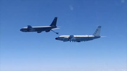 Vídeo: Rusia intercepta aviones espía de EEUU cerca de sus fronteras