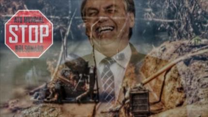 Día Mundial de Stop Bolsonaro cuenta con adhesión mundial