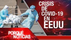 El Porqué de las Noticias: Defensa de Irán. Anexión israelí. Coronavirus en EEUU