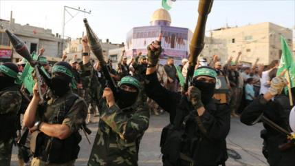 HAMAS: Ataques israelíes no quebrarán la voluntad de los palestinos