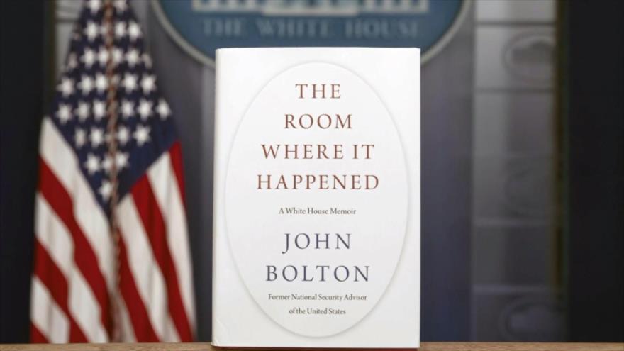 Recuento: El libro que tambaleó a la Casa Blanca