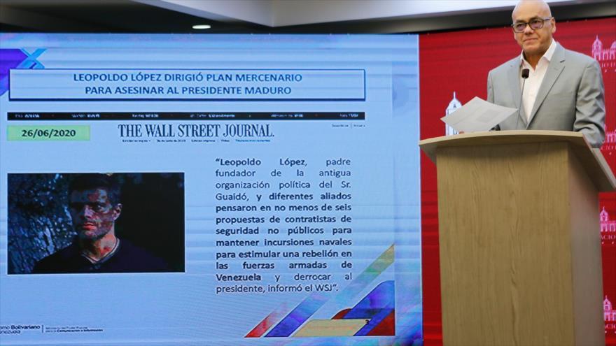 Venezuela: Incursión marítima se planificó en embajada de España