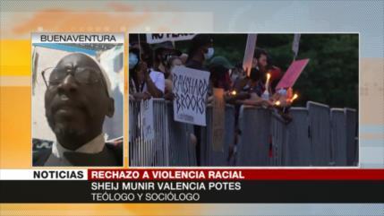 Valencia Potes: El asesinato de Floyd le quitó la máscara a EEUU