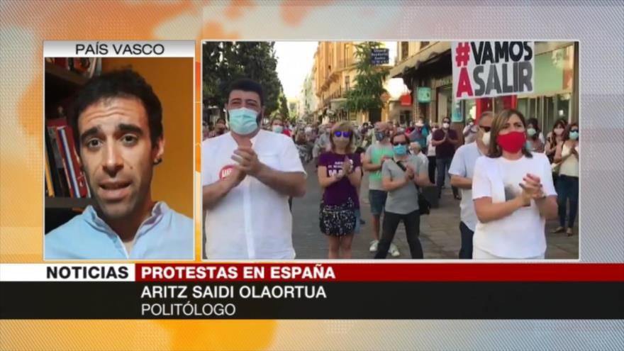 Saidi: El panorama político español dista de la calma