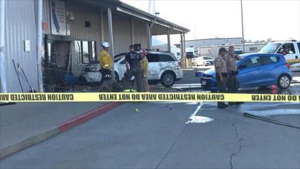 Tiroteo deja dos muertos y cuatro heridos en California, EEUU