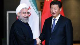 Irán y China, socios estratégicos ante el yugo imperial de EEUU