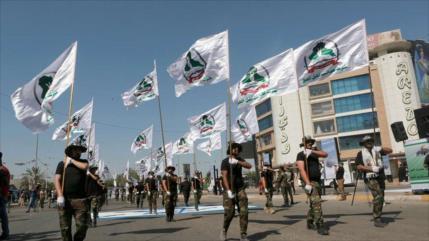 """""""EEUU fracasó en su complot contra las fuerzas populares de Irak"""""""