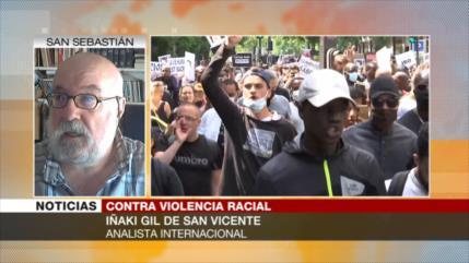 Iñaki Gil: Racismo en EEUU ha sido desarrollado por el capitalismo