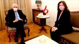 Beirut convoca a embajadora de EEUU por comentarios anti-Hezbolá