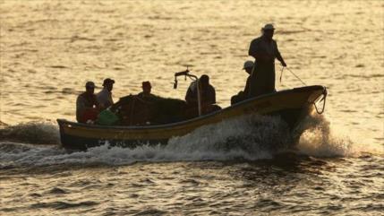 Israel ataca a pescadores palestinos en las costas de Gaza
