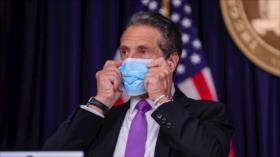 Cuomo: Trump no quiere decirle al pueblo la verdad sobre coronavirus