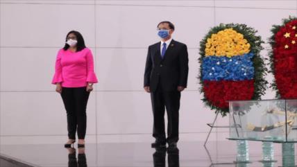 Venezuela: Apoyo de China es fundamental contra el bloqueo de EEUU