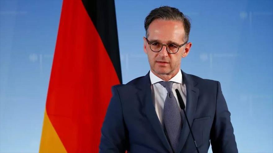 El ministro de Exteriores de Alemania, Heiko Maas.