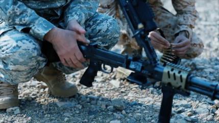 Vídeo: Irán fabrica armas avanzadas para el combate cercano
