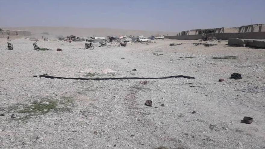 Ataque a un mercado en sur de Afganistán deja al menos 23 muertos. 29 de junio de 2020.