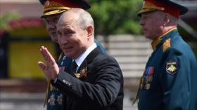 Sondeo: 76 % de rusos apoya reforma que permite reelección de Putin