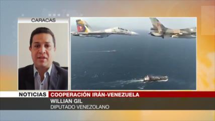 Gil: Venezuela es libre y puede tener relaciones con quien quiera