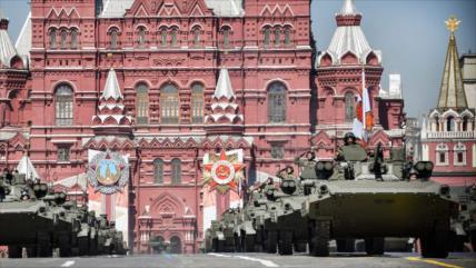 """""""Éxitos militares de Rusia en Siria y el Báltico preocupan a OTAN"""""""