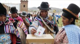 Gobierno de facto en Bolivia plantea aplazar elecciones generales