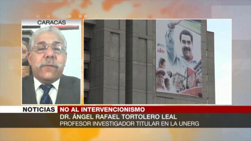 UE sigue intereses de EEUU al interferir en asuntos de Venezuela