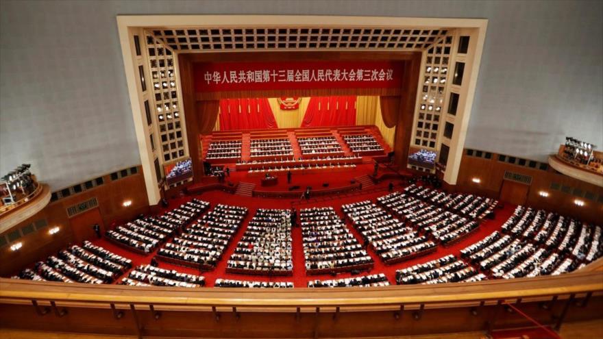 China aprueba ley de seguridad para Hong Kong