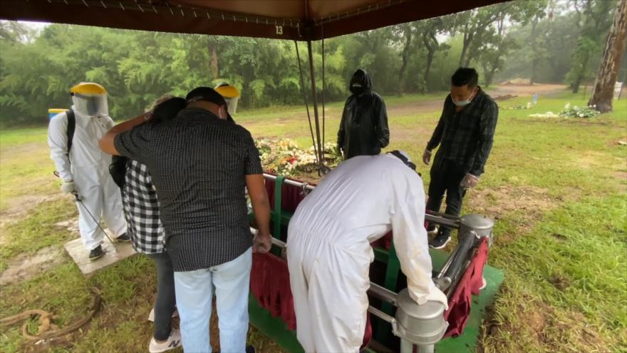 Guatemala registra preocupante récord de contagios diarios