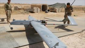 Un dron estadounidense se estrella en el centro de Irak