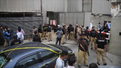 Irán condena ataque terrorista contra la bolsa de Paquistán