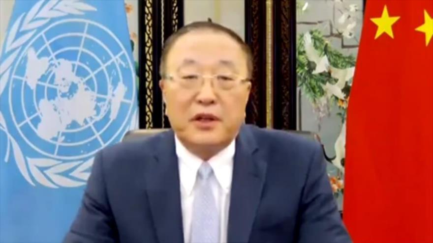 China defiende a Irán en la ONU y pide fin de sanciones de EEUU | HISPANTV