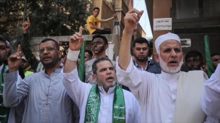"""Resistencia palestina convoca un """"Día de la Ira"""" contra Israel"""