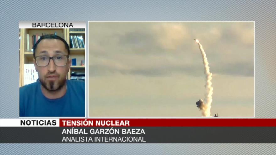 """""""Carrera armamentísta nuclear de EEUU amenaza seguridad mundial"""""""