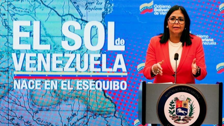 Venezuela niega jurisdicción de CIJ sobre la zona Guayana Esequiba