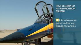 PoliMedios: Irán celebra su autosuficiencia militar